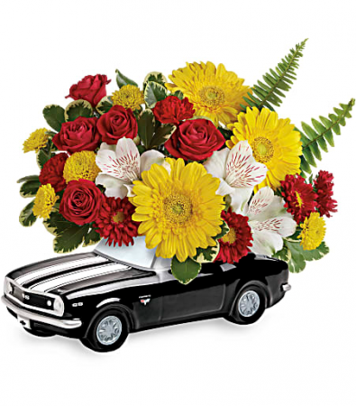 '67 Chevy Camaro Bouquet