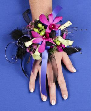A Night to Remember Prom Corsage in Marlin, TX | THE PETAL PATCH