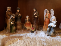 8 piece Nativity Set