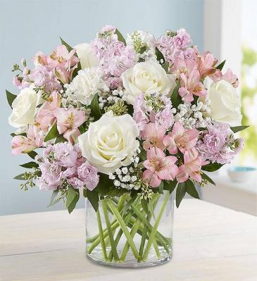800 Flowers Elegant Blush™ Bouquet