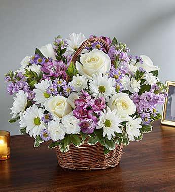 Peace Prayers & Blessings Lavender