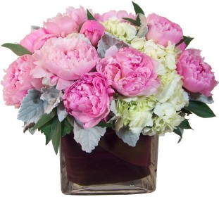 LUXURIOUS MEDLEY PEONY BOUQUET