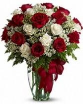 Forever Arrangement 24 beautiful roses