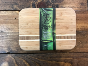 9 Inch Bamboo Cutting & Serving Board  in Yankton, SD | Pied Piper Flowers & Gifts