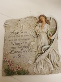angels whsiper #2 Plaque 9