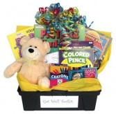 BIG BROTHER OR SISTER GIFT BASKET