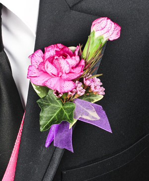 MAGICAL MEMORIES Prom Boutonniere in Fair Lawn, NJ | DIETCH'S FLORIST