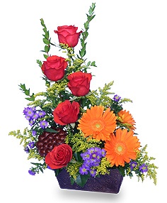 YOU'RE THE GREATEST! Flower Arrangement in Anderson, SC | NATURE'S CORNER FLORIST