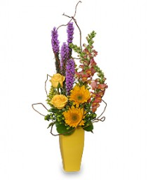 GO FOR THE GOLD! Bouquet
