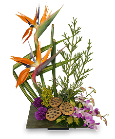 PARADISE GARDEN Floral Arrangement in Richland, WA | ARLENE'S FLOWERS AND GIFTS