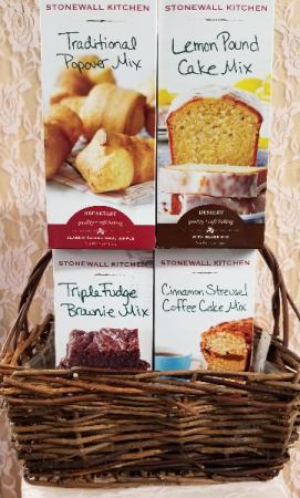 A Baker's Dream Gift Basket