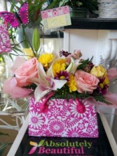 A Beautiful Purse for Mom EXCLUSIVE BEYOND THE ORDINARY MOTHER'S DAY