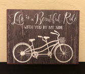 A Beautiful Ride... Metal Wall Art