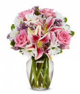 A Beautiful Sight fresh arrangement