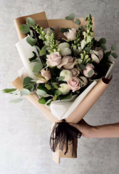 A bouquet of fresh flowers