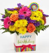 A Bright Birthday