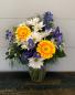 A Brighter Day Vase Arrangement
