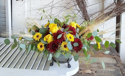 Be Our Guest  Centerpiece