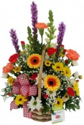 Picnic Basket  Basket Arrangement