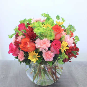 COLORFUL BOUQUET ***LOCAL DELIVERY ONLY***
