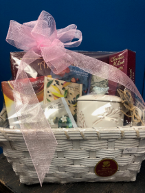 A Cup of Tea Gift Basket Gift Basket