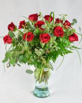 A Dozen Red Roses  in Jonesboro, Arkansas | POSEY PEDDLER