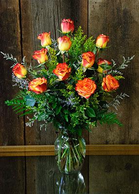 A Dozen Yellow Roses  Roses