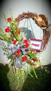 A Father's Love Sympathy Wreath