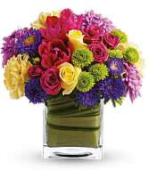 A Fine Day Vase Arrangement