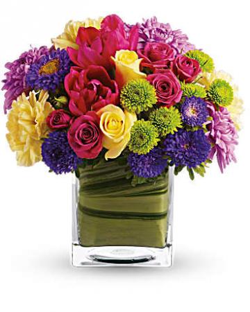 A Fine Day Vase Arrangement