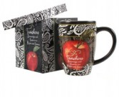 """A for Apple!"" Teacher's Mug"