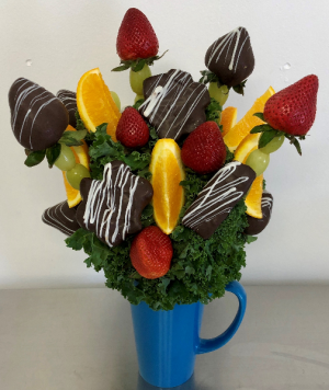 Send-A-Snack Two Gifts In One!  Please Give Us 24 Hour Notice in Springfield, IL | FLOWERS BY MARY LOU INC