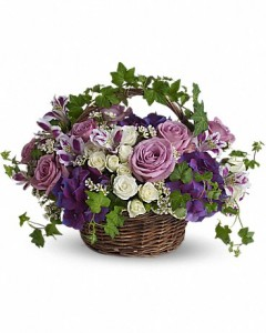 A Full Life Basket in Newmarket, ON | SIMPLY FLOWERS