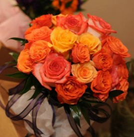 A Garden of Roses A Timeless Tradition in Canon City, CO   TOUCH OF LOVE FLORIST AND WEDDINGS