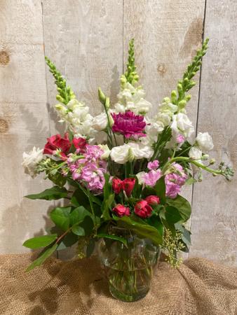 A Garden Stroll  floral arrangement