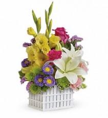 A Garden's Gifts Bouquet