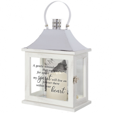 A Gentle Reminder Memorial Lantern