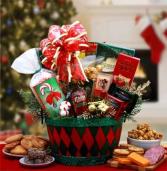 A Holiday Affair Gift Basket