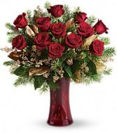 A Holiday Dozen Holiday Arrangement