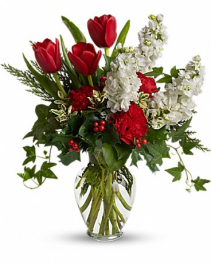 A Holiday Gathering Bouquet