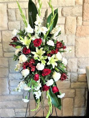 A KISS GOODBYE  in Buda, TX   Budaful Flowers