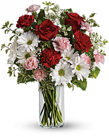 A Kiss In The Park Bouquet