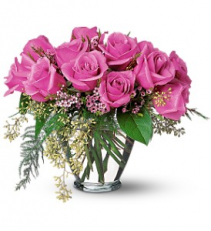 A Lavender Dozen (ON SALE THIS WEEK!!! Reg. 64.95) floral arrangement