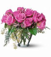 A Lavender Dozen Floral Arrangement