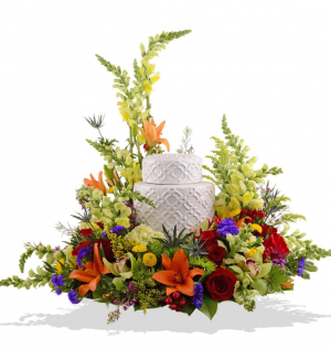 A Life Remembered Arrangement in Winston Salem, NC | RAE'S NORTH POINT FLORIST INC.