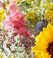A Little Bit Country, Florist Choice Best Garden and Field Flowers of the Day