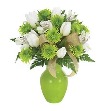 A Little Bit Of Luck Bouquet Flower Arrangement