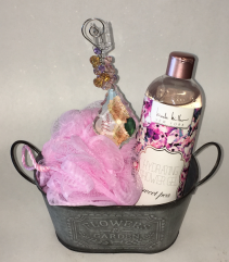 A Little bit of Luxury Mother's Day Basket