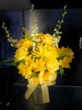 A Little Bit of Sunshine Floral Arrangement
