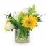 A Little  Sunshine  Vase Arrangement